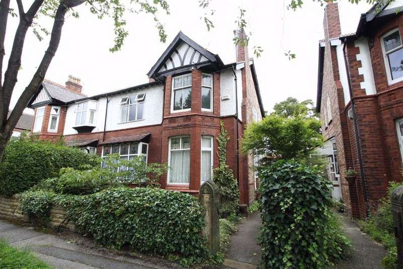 4 Bedrooms Semi Detached House for sale in Darley Road, Old Trafford