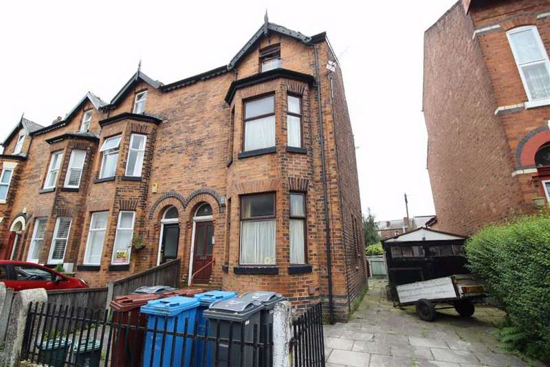 3 Bedrooms Semi Detached House for sale in Warwick Road, Chorlton