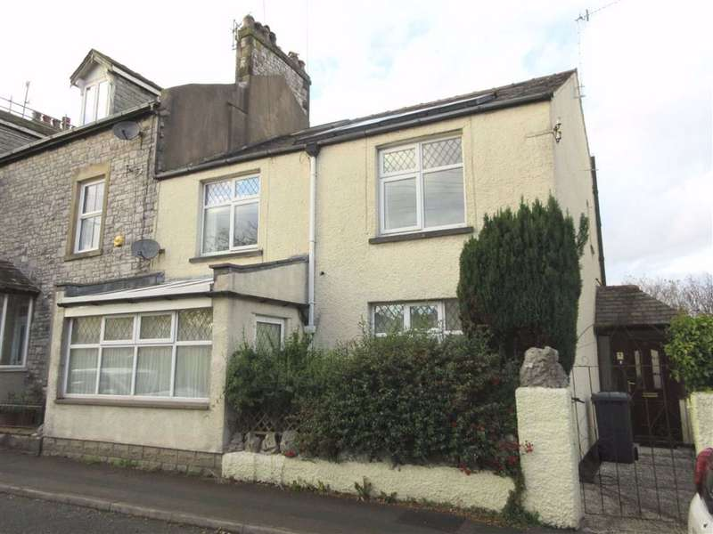 3 Bedrooms End Of Terrace House for sale in Coastal Road, Hest Bank, LA2