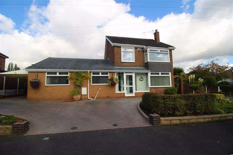 4 Bedrooms Detached House for sale in Scott Road, Denton, Manchester