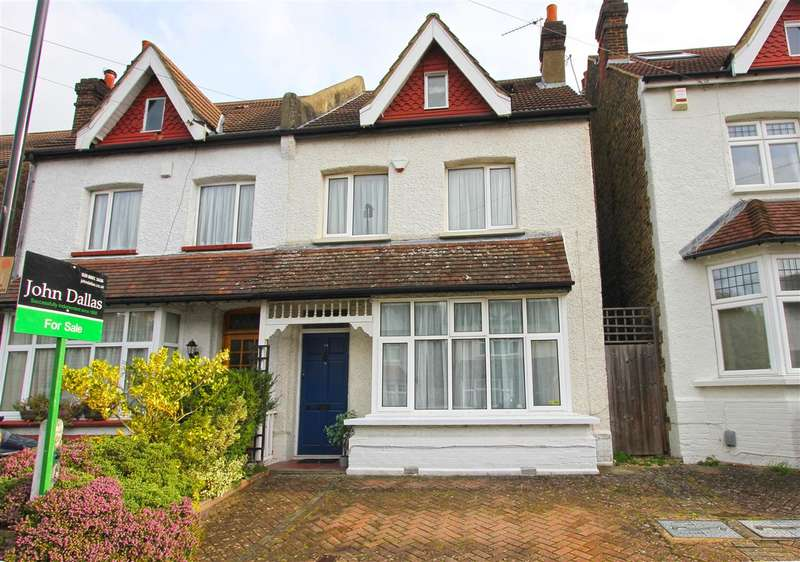 6 Bedrooms Semi Detached House for sale in Edgar Road, South Croydon