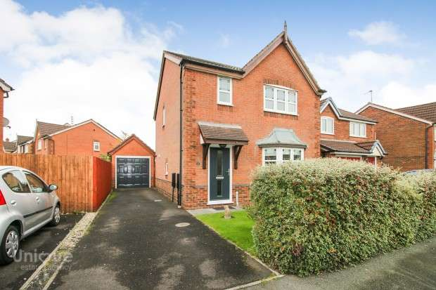 3 Bedrooms Detached House for sale in Tretower Way, Thornton-Cleveleys, FY5