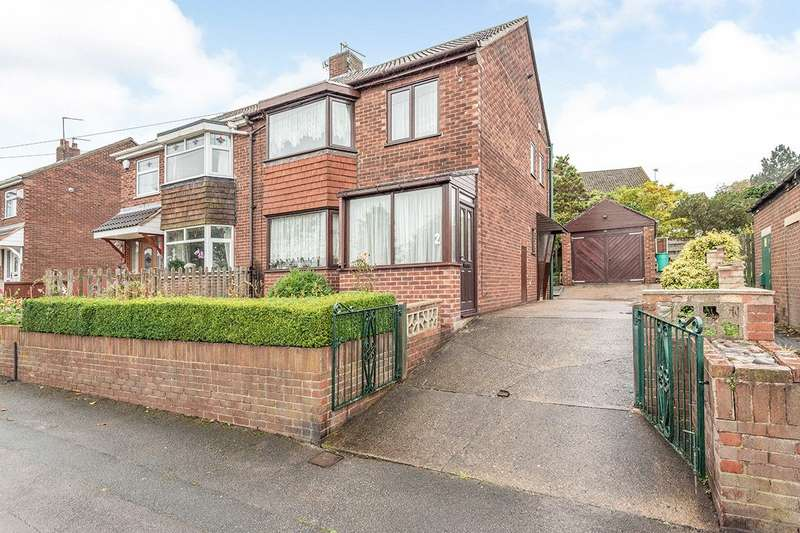 3 Bedrooms Semi Detached House for sale in South Street, Normanton, West Yorkshire, WF6