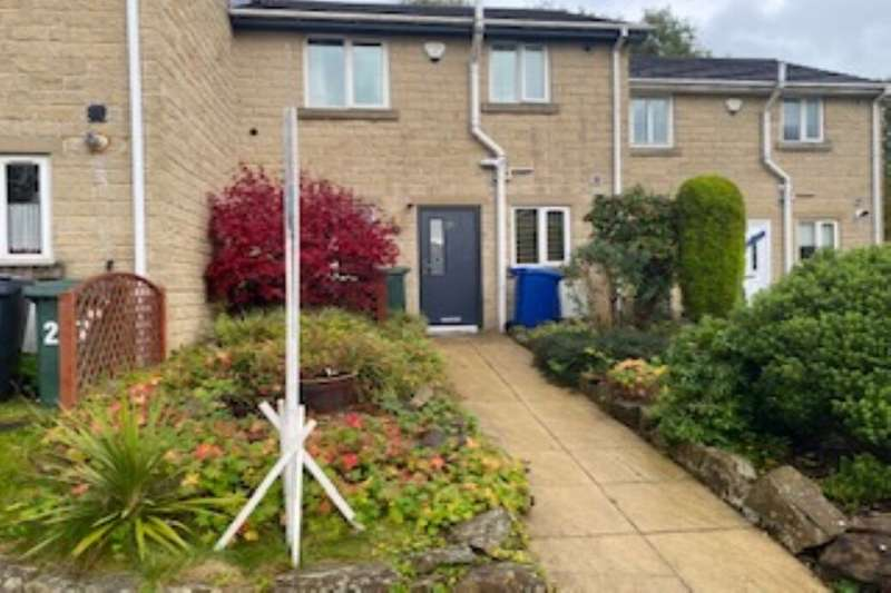 2 Bedrooms Terraced House for sale in Blackwood Court, Stacksteads, Bacup, OL13