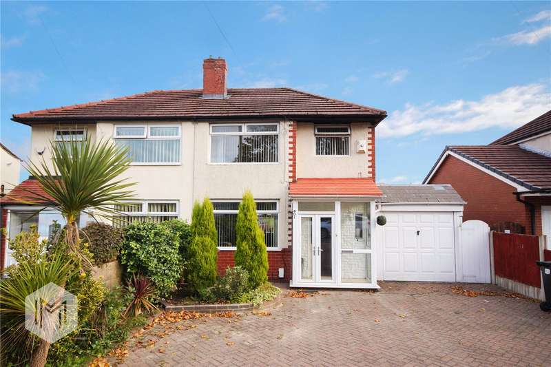 3 Bedrooms Semi Detached House for sale in Manchester Road, Westhoughton, Bolton, Greater Manchester, BL5