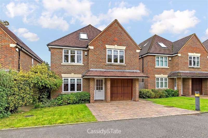 6 Bedrooms Property for sale in Woodcutter Place, St. Albans, Hertfordshire - AL2 2SP