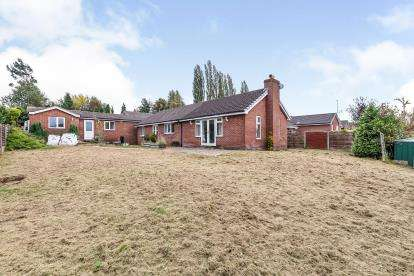 3 Bedrooms Bungalow for sale in St. Michaels Close, Chorley, Lancashire, PR7