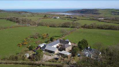 5 Bedrooms Detached House for sale in Dulas, Anglesey, North Wales, United Kigdom, LL70