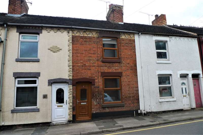 2 Bedrooms Property for rent in Rowley Street, Stafford, ST16