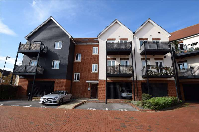 2 Bedrooms Apartment Flat for sale in Tylers Ride, South Woodham Ferrers, Chelmsford, Essex, CM3