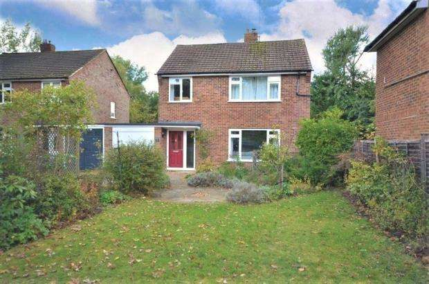 4 Bedrooms Link Detached House for sale in The Lea, Fleet, Hampshire