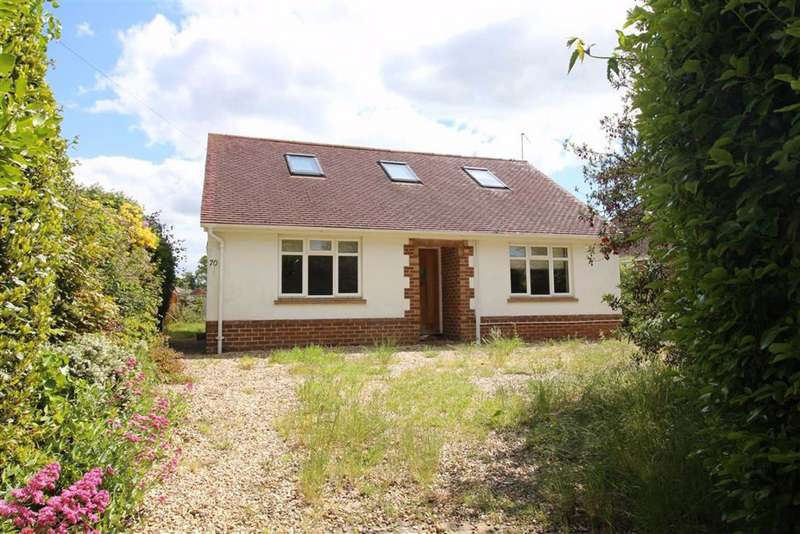 4 Bedrooms Detached House for sale in Wainsford Road, Everton, Hampshire