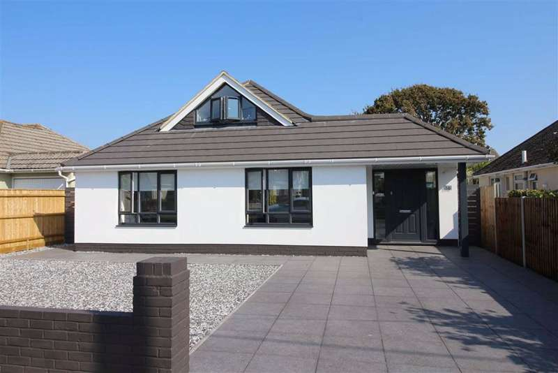 4 Bedrooms Detached Bungalow for sale in Barton On Sea, Hampshire