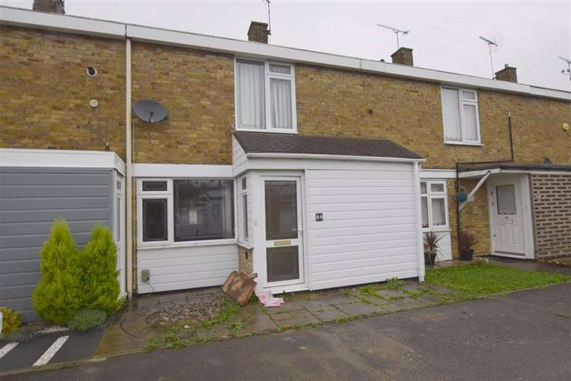 2 Bedrooms Terraced House for sale in Eldeland, Basildon, Essex