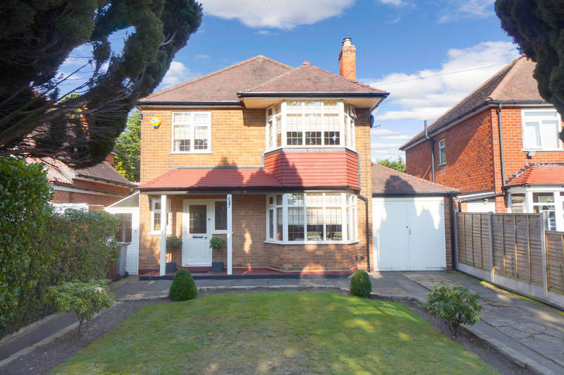 3 Bedrooms Detached House for sale in Chester Road, Kingshurst