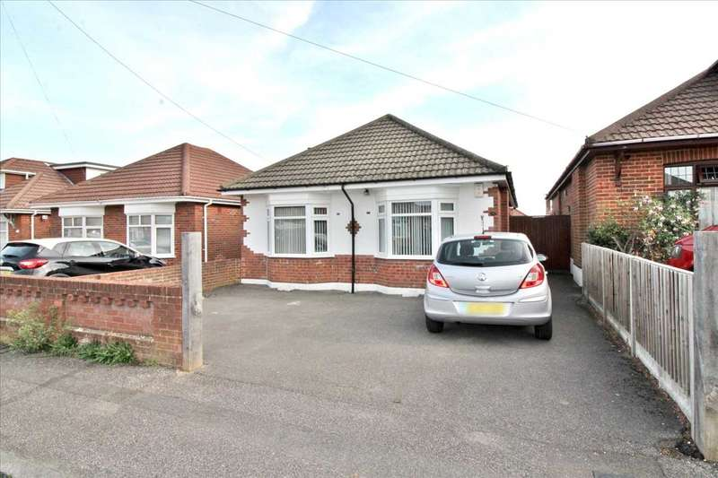 2 Bedrooms Detached Bungalow for sale in Acton Road, Wallisdown, Bournemouth