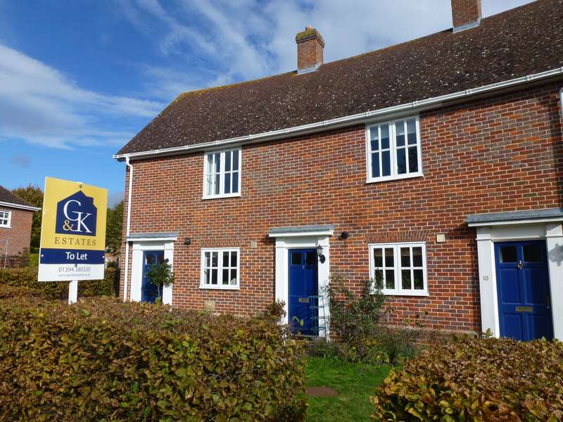 2 Bedrooms Terraced House for rent in St Audrys Park Road, Melton Park, IP12