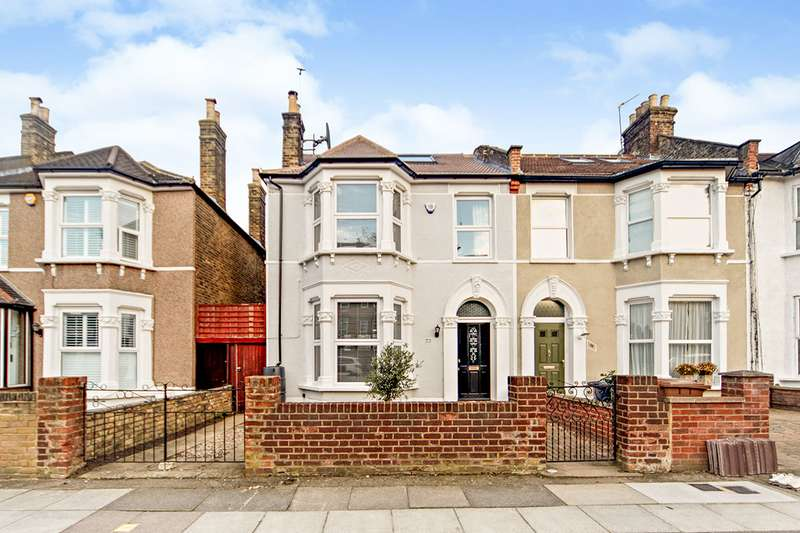4 Bedrooms End Of Terrace House for sale in Minard Road, London, SE6
