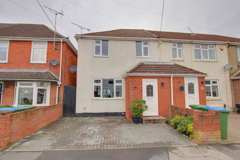 3 Bedrooms End Of Terrace House for sale in Ludlow Road, Itchen