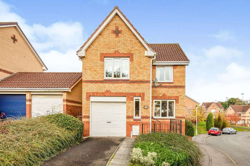 3 Bedrooms Detached House for sale in Parklands Crescent, Dalgety Bay, KY11