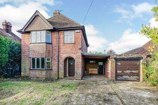 3 Bedrooms Detached House for sale in Whitstable Road, Blean, Canterbury, Kent