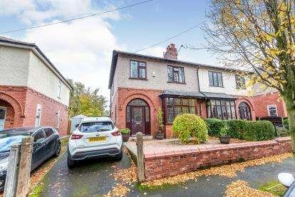 3 Bedrooms Semi Detached House for sale in Windsor Avenue, Ashton, Preston, Lancashire, PR2