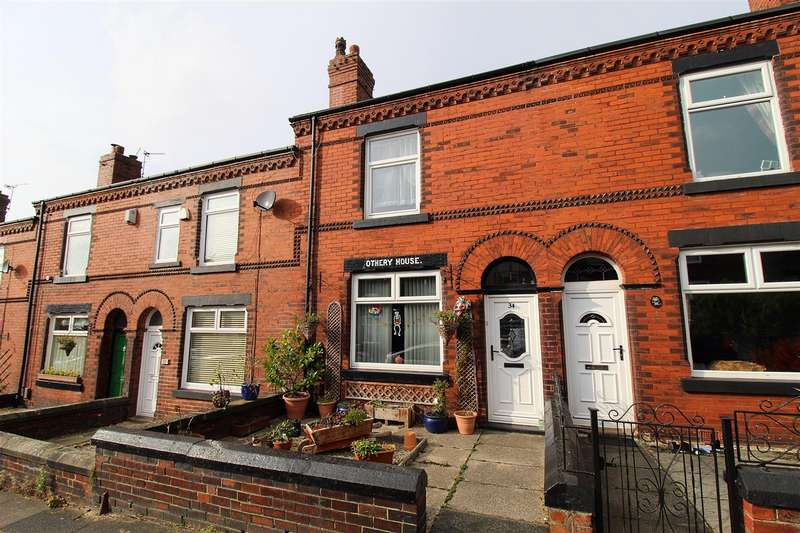 2 Bedrooms Terraced House for sale in Webb Street, Horwich, Bolton
