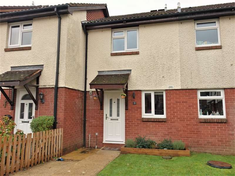 2 Bedrooms Terraced House for sale in Courtier Close, Dibden, Southampton