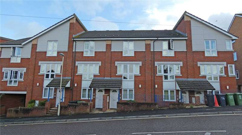 4 Bedrooms House for rent in King William Street, Exeter, Devon, EX4