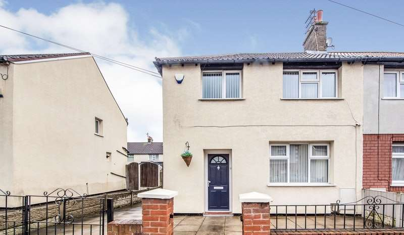 3 Bedrooms Semi Detached House for sale in Barnsbury Road, Liverpool, Merseyside, L4