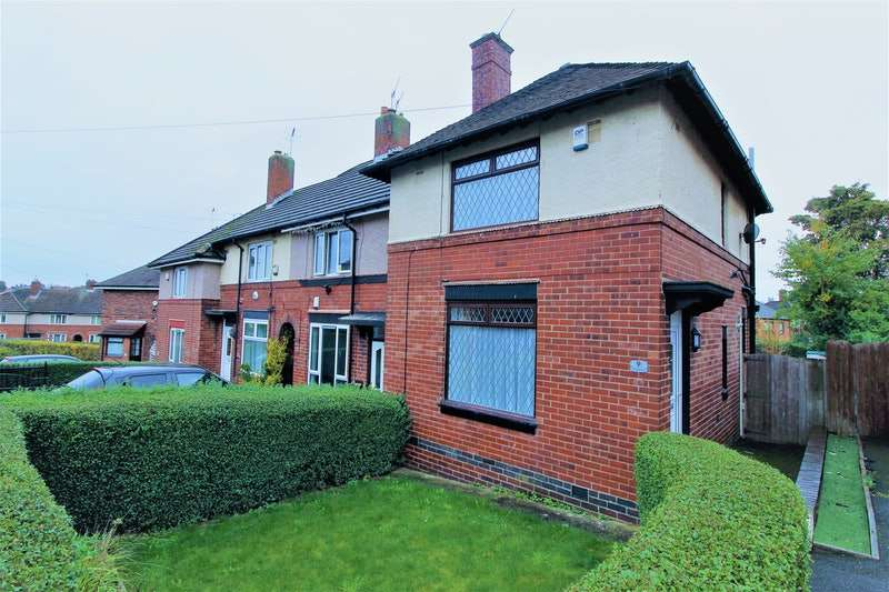 2 Bedrooms Semi Detached House for sale in Teynham Drive, Shirecliffe, Sheffield, South Yorkshire, S5