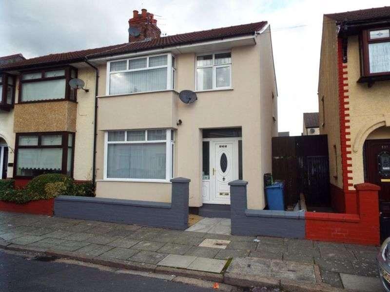 3 Bedrooms Property for sale in Portelet Road, Stoneycroft, Liverpool, L13