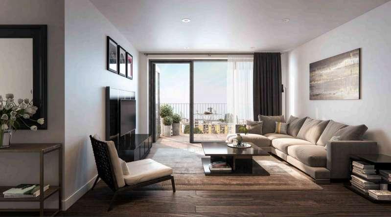 2 Bedrooms Property for sale in Deptford Landings, Evelyn Street, London