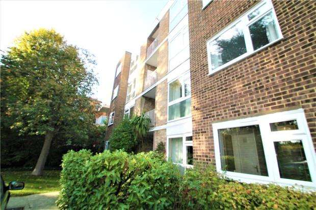 2 Bedrooms Apartment Flat for sale in Sinclair Court, 14 Copers Cope Road, Beckenham