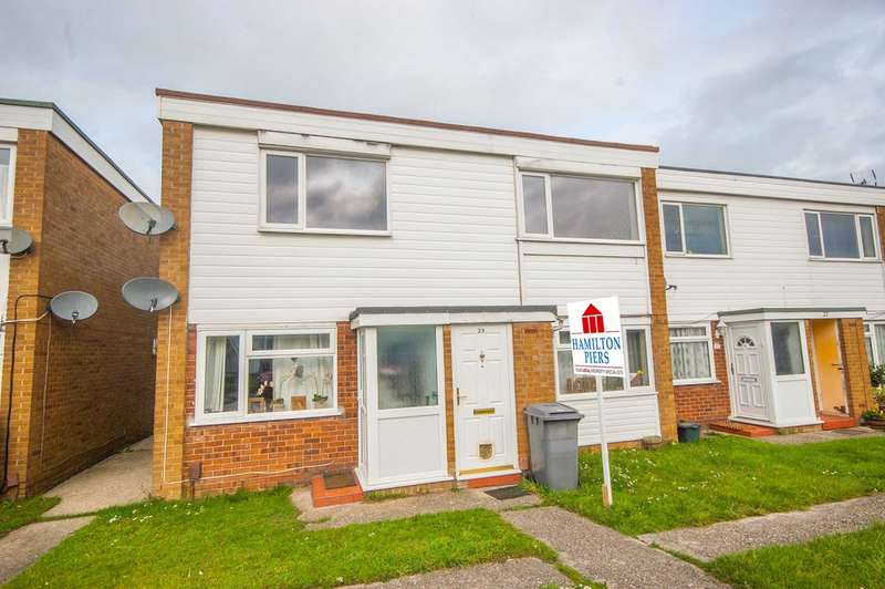 2 Bedrooms Maisonette Flat for sale in Tamar Rise, Springfield, Chelmsford, CM1