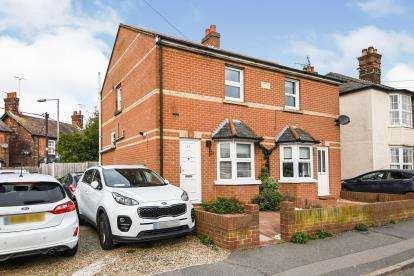 2 Bedrooms Semi Detached House for sale in Witham