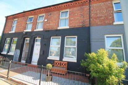 4 Bedrooms Terraced House for sale in Lytton Grove, Liverpool, Merseyside, L21