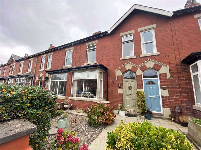 3 Bedrooms Terraced House for sale in Freckleton Street, Lytham