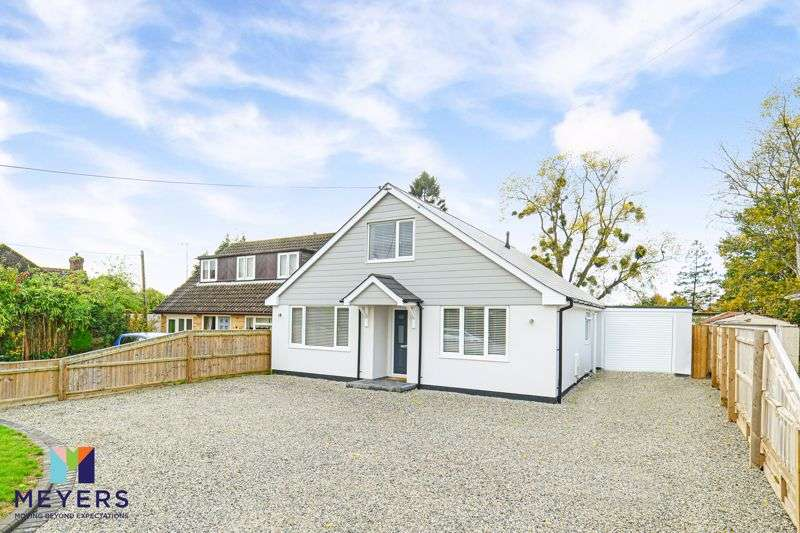 4 Bedrooms Property for sale in Seymour Road, Ringwood, BH24
