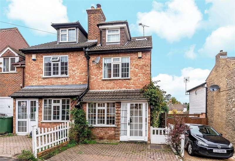 3 Bedrooms Semi Detached House for sale in Bethel Road, Sevenoaks, Kent
