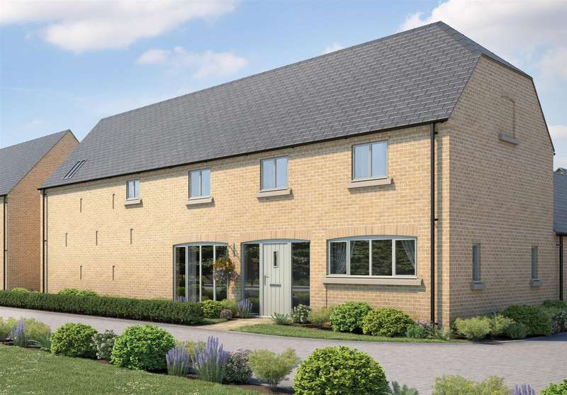 5 Bedrooms Detached House for sale in Gresswell Field, Digby