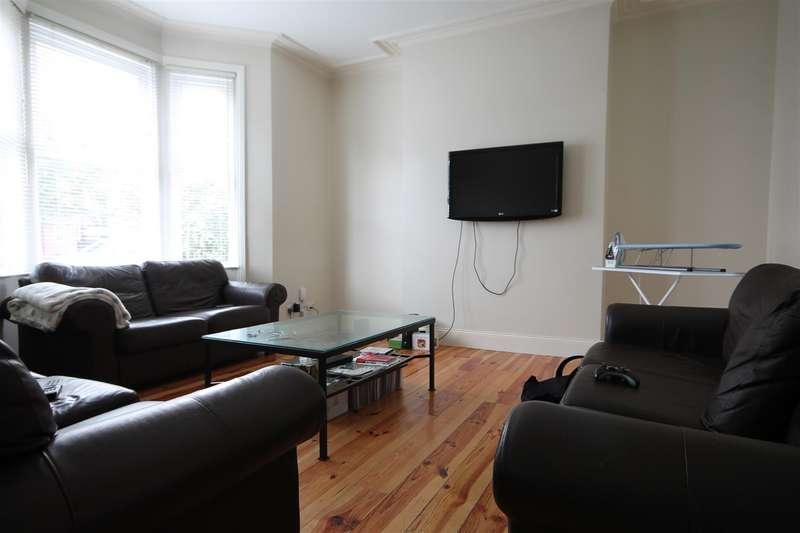 8 Bedrooms Terraced House for rent in Osborne Road, Jesmond