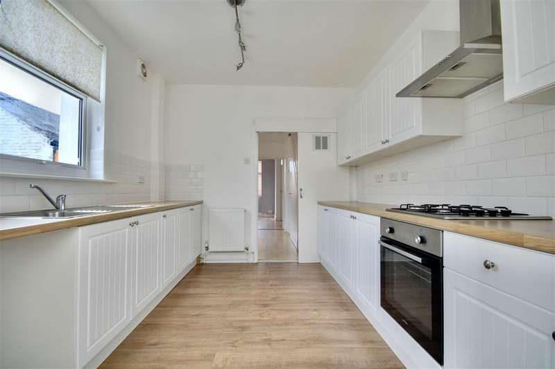 2 Bedrooms End Of Terrace House for sale in Shelford Road, Southsea
