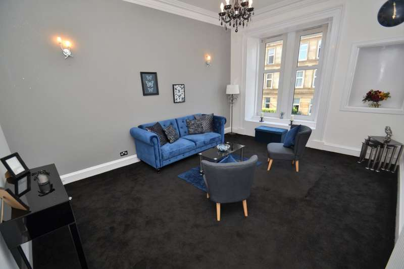 2 Bedrooms Flat for sale in Pollokshaws Road, Strathbungo, G41