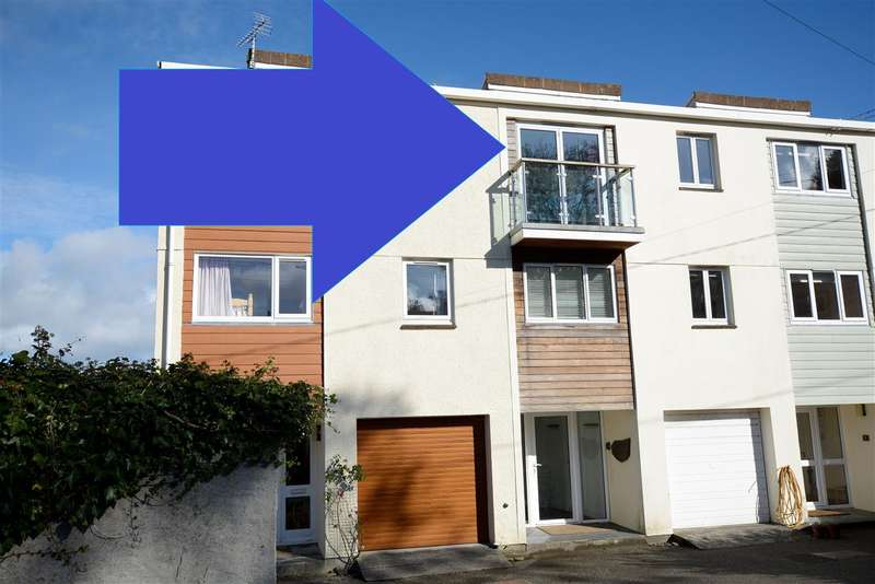 4 Bedrooms Terraced House for sale in Portscatho, Truro