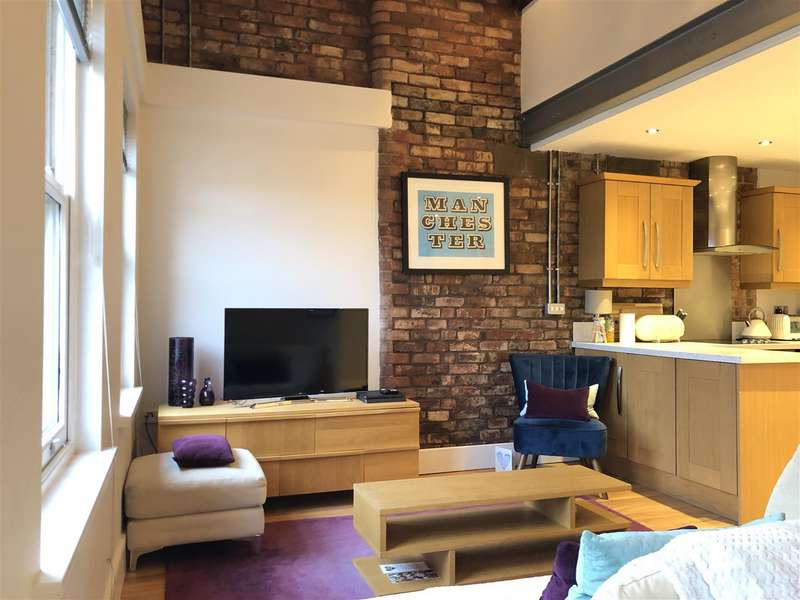 2 Bedrooms Apartment Flat for sale in Liberty House. Thomas Street, Manchester