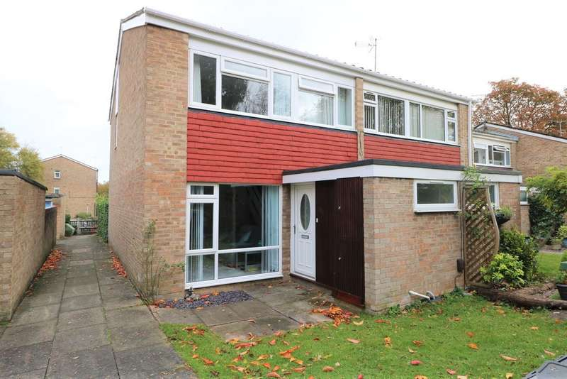 3 Bedrooms End Of Terrace House for sale in Friarswood, Pixton Way, Croydon, CR0 9JP