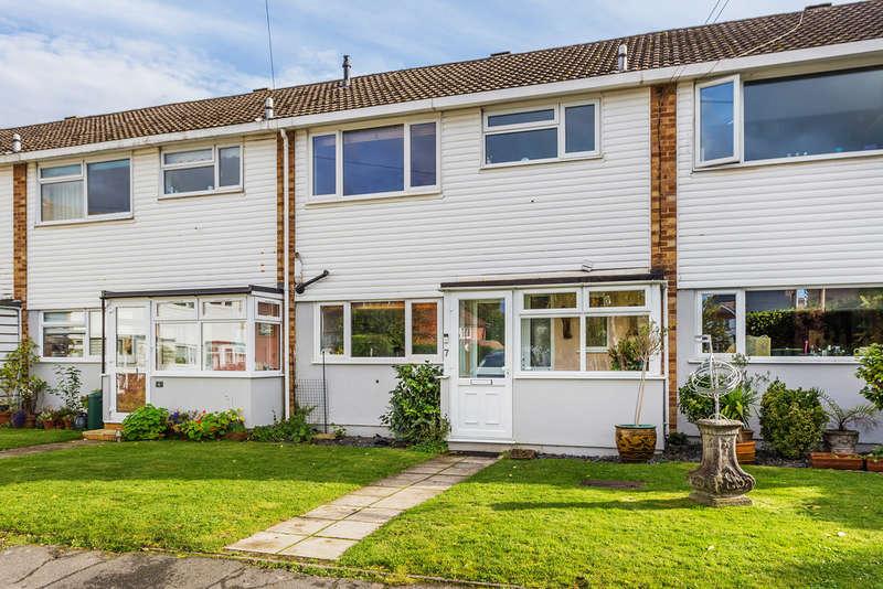 3 Bedrooms Terraced House for sale in Elmstead Close, Sevenoaks, TN13