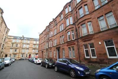 1 Bedroom Flat for rent in Bowman Street, Govanhill