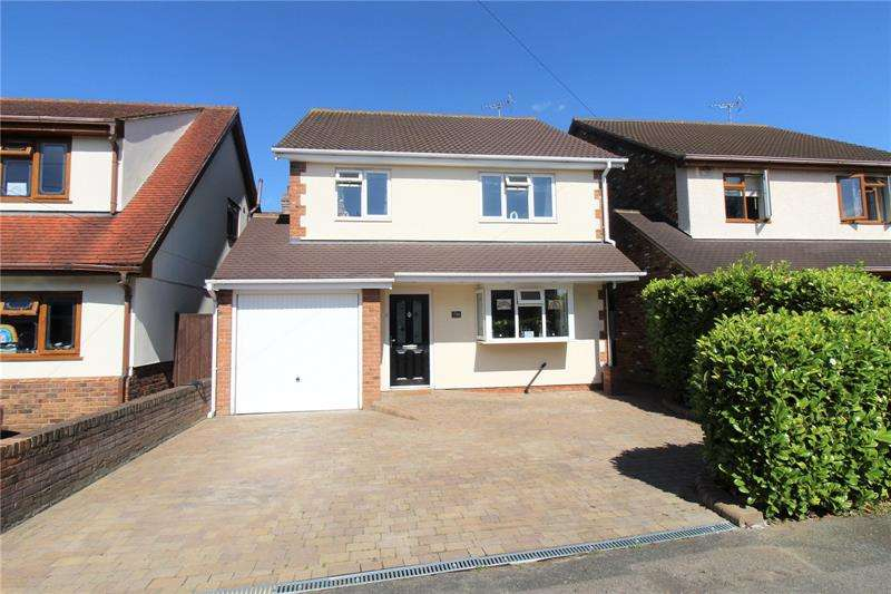 5 Bedrooms Detached House for sale in St. Marks Road, Hadleigh, Essex, SS7